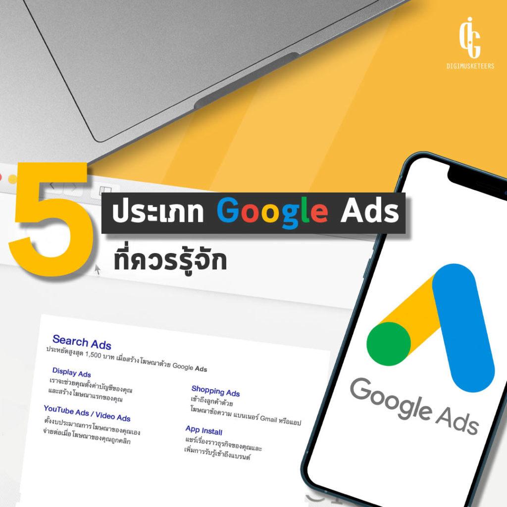 Google Ads | โฆษณา google