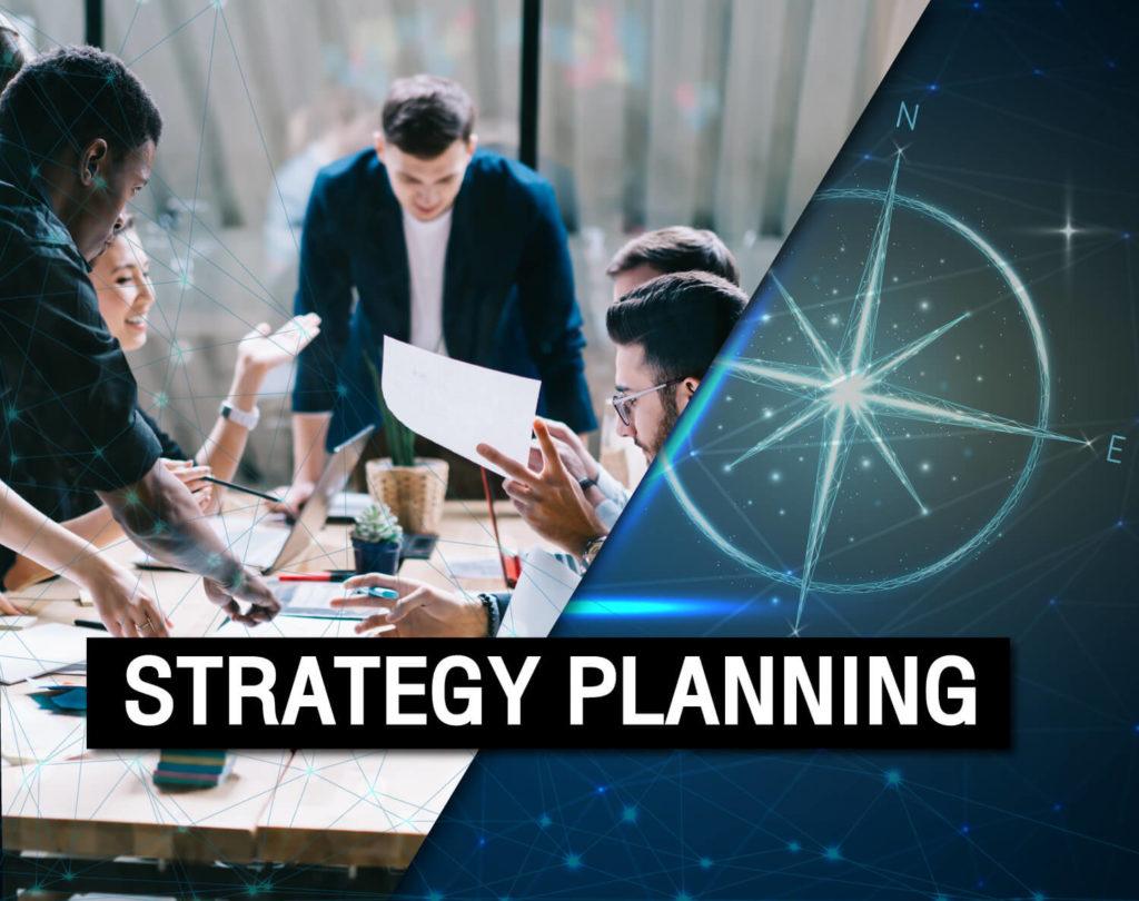 กลยุทธ์การตลาดออนไลน์ (Strategic Planning)